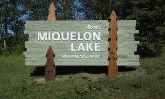 Miquelon Lake - Oct 2015